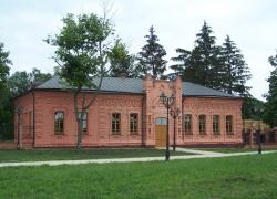 Музей археології  Батурина